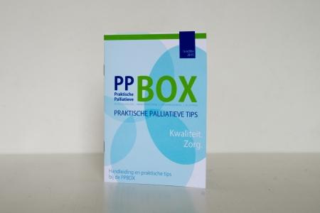 PPBOX boek met tips bij mantelzorg