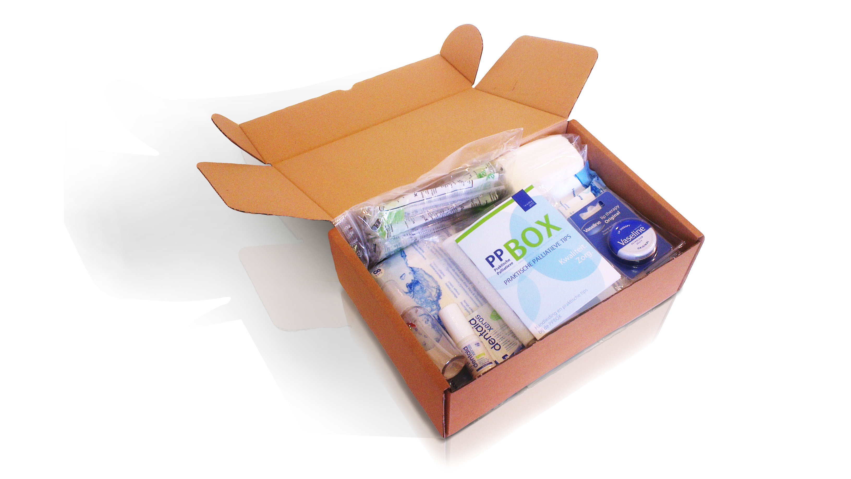 PPBOX, de Praktische palliatieve zorg box